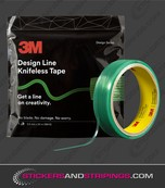 (Z) 3M Knifeless Design Line 50 meter