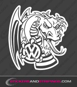 Dragon emblems