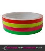 (P) Fluor striping 6 mm