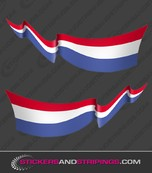 Holland Streamers - Flags set (6013)