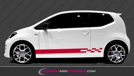 City Car Striping (1042)