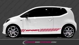 City Car Striping (1043)